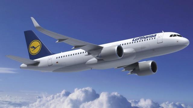 Το πρώτο αεροσκάφος της Lufthansa με δυνατότητα ευρυζωνικής σύνδεσης στο διαδίκτυο κατά τη διάρκεια της πτήσης