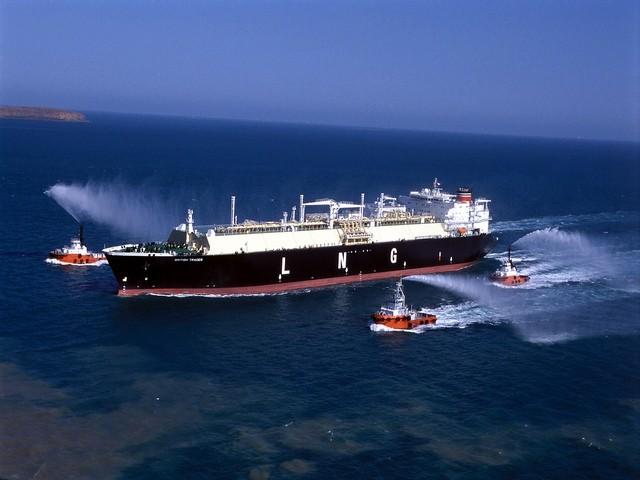 Ο νέος τερματικός σταθμός της Δουνκέρκης παρέλαβε το πρώτο φορτίο LNG
