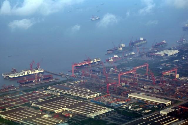 H Kίνα θέλει να γίνει ο μεγαλύτερος κατασκευαστής κρουαζιερόπλοιων στον κόσμο