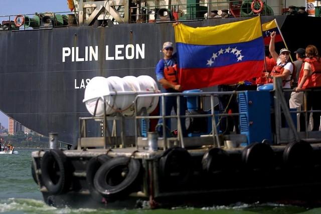 Βενεζουέλα: Η έκρυθμη κατάσταση μπορεί να επηρεάσει την ασφάλεια του πληρώματος των πλοίων