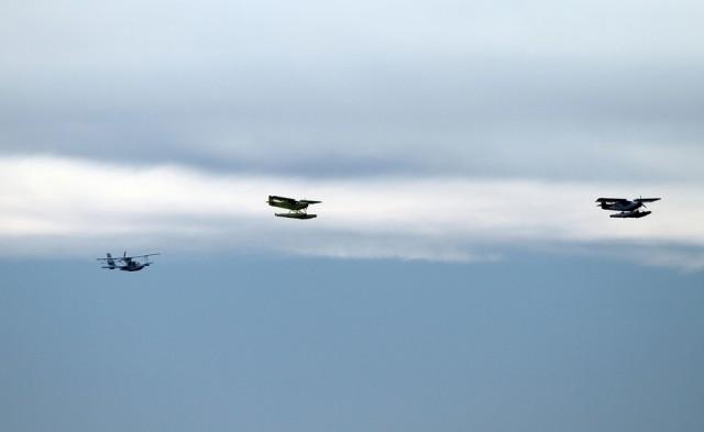 Κέρκυρα και οι Παξοί θα είναι τα πρώτα μέρη στη χώρα, που θα πετάξει υδροπλάνο