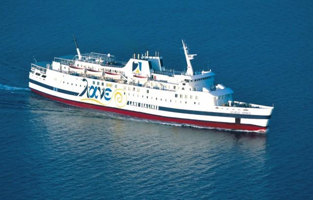 Η ΛΑΝΕ SEA LINES & το ΑΙΓΑΙΟΝ ΠΕΛΑΓΟΣ θέτουν σε λειτουργία το E-ticket