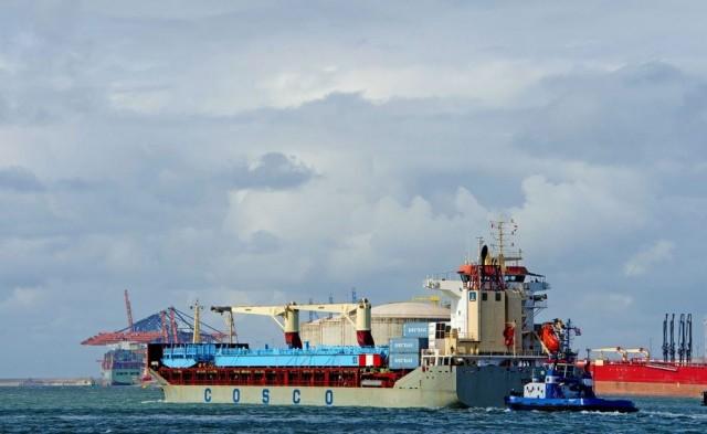 H COSCO επιλέγει το Βορειοανατολικό Πέρασμα για τους λιμένες στην Ευρώπη