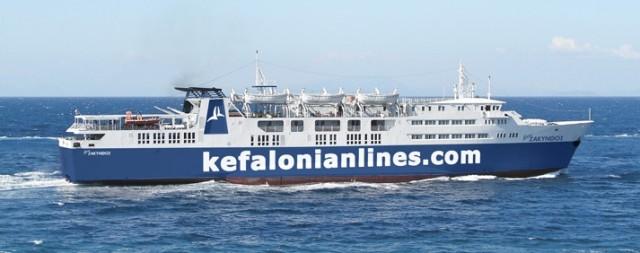 Αυξήθηκε 11% επιβατική κίνηση τον Ιούνιο στα λιμάνια της Κεφαλονιάς