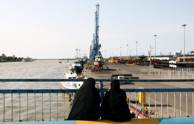 Σύμβαση για την κατασκευή της σιδηροδρομικής γραμμής υψηλής ταχύτητας στο Ιράν