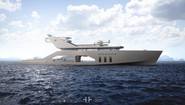 Ένα υπερπολυτελές mega yacht για μοναδικά ταξίδια! (video+φωτό)