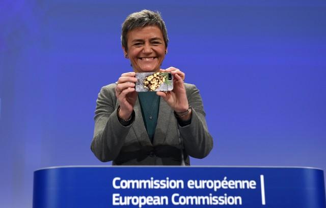 Πρόστιμο ρεκόρ ύψους 2.926.499.000 € επέβαλε η Ε.Ε. σε κολοσσούς της ευρωπαϊκής βιομηχανίας