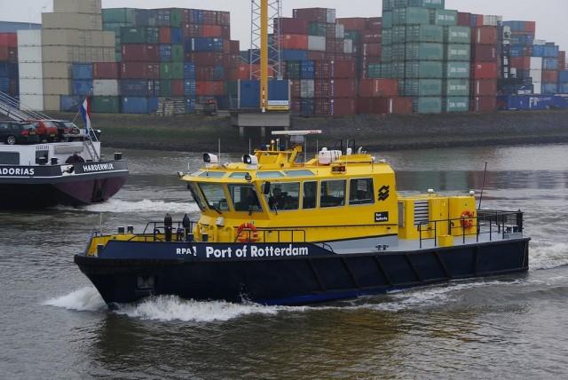 Μειωμένη κατά 3% η διακίνηση φορτίων στο λιμένα του Ρότερνταμ