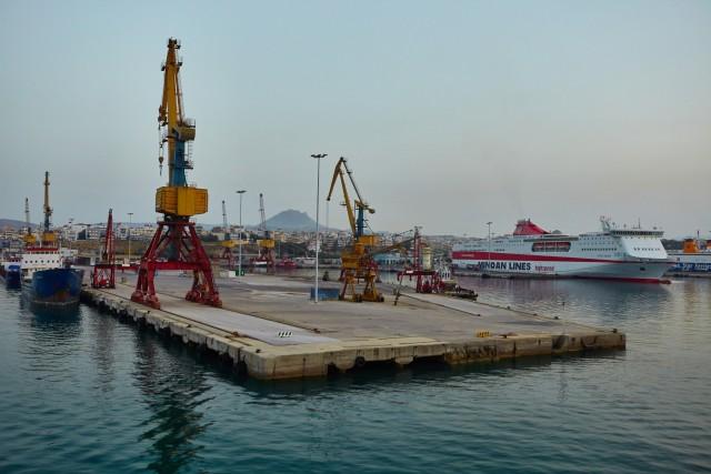 Ο λιμένας του Ηρακλείου μπροστά στην πρόκληση ανεφοδιασμού πλοίων με LNG