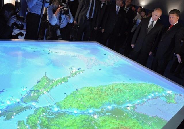 Πλούσια σε χερσαία κοιτάσματα πετρελαίου και φυσικού αερίου τα οικόπεδα στο νησί της Σαχαλίνης