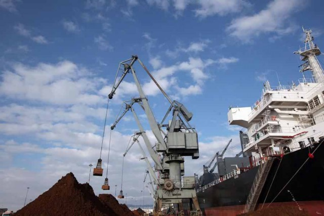 Αυξάνεται η ζήτηση σε bulkers στις βασικές αρτηρίες της Κίνας