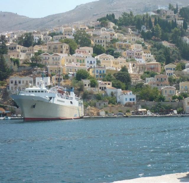 Το 2017 θα βρει τη Σύμη με νέο λιμάνι