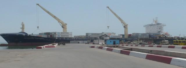 Οι λιμένες της Μαυριτανίας αναδεικνύονται σε εμπορικούς κόμβους της Αφρικής