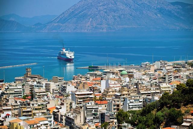 Το παραλιακό μέτωπο της Πάτρας παραχωρείται στην Δημοτική Αρχή της πόλης
