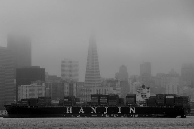Η Σεούλ αποκλείει οποιαδήποτε κρατική βοήθεια για διάσωση της Hanjin Shipping