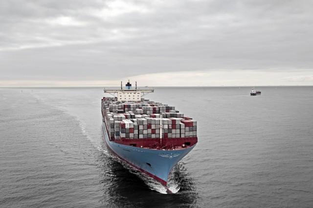 Μεγάλη μείωση κερδοφορίας παρουσίασε ο Όμιλος Α.Ρ. Møller-Maersk το δεύτερο τρίμηνο