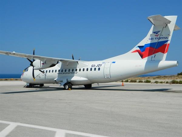 Η Sky Express από 1η Οκτωβρίου πετά σε 8 νέους προορισμούς από Αθήνα και Θεσσαλονίκη