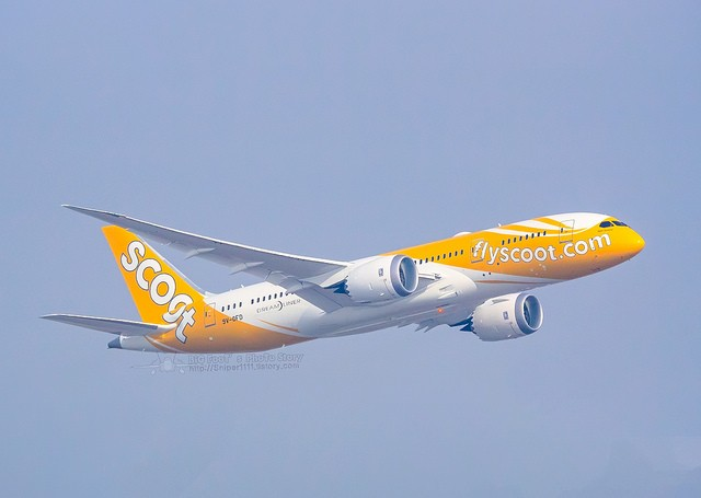 Το 2017 η low-cost Scoot θα συνδέει Αθήνα και Σιγκαπούρη με τα Dreamliners της