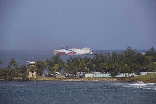Πυρκαγιά στο επιβατηγό «Caribbean Fantasy» στα ανοιχτά του Πουέρτο Ρίκο με 512 επιβαίνοντες