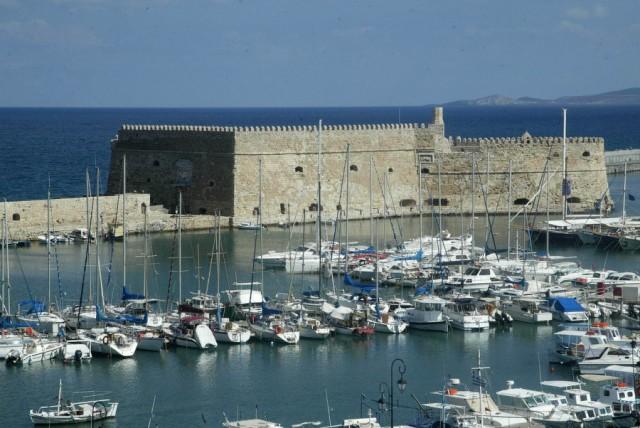 Ανοίγει σήμερα ο Κούλες, το Θαλάσσιο Ενετικό Φρούριο Rocca a Mare του Ηρακλείου