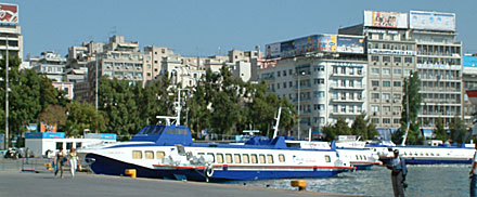 Ληστεία στο λιμάνι του Πειραιά