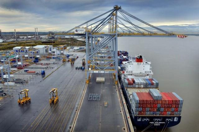 Πτώση στην παραγωγικότητα των 30 μεγαλύτερων λιμένων διαχείρισης εμπορευματοκιβωτίων