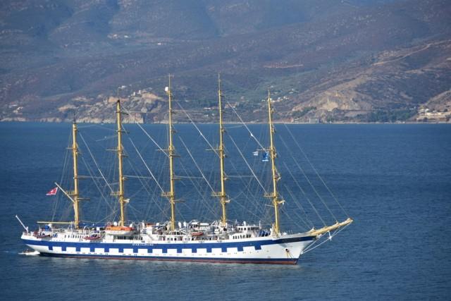 Το Ναύπλιο υποδέχεται 3 κρουαζιερόπλοια
