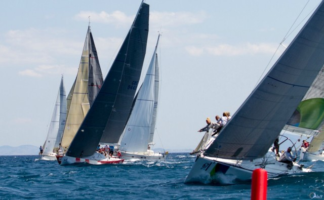 Aνοίγει πανιά στη Χίο το Πανελλήνιο Πρωτάθλημα Ιστιοπλοϊας Ανοικτής Θαλάσσης