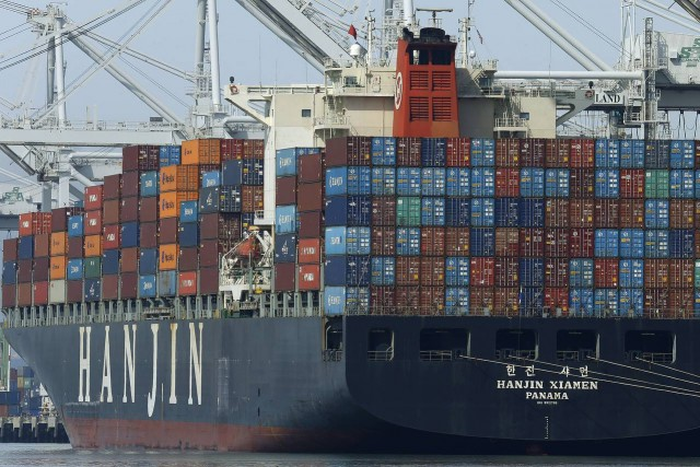 Στα $1,7 δις η αξία του στόλου της Hanjin