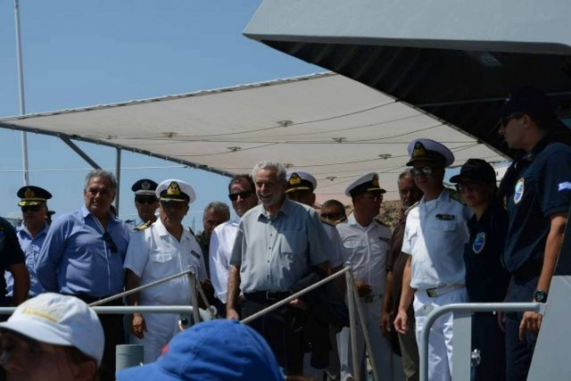 Ολοκλήρωση τριήμερης επίσκεψης πολιτικής και στρατιωτικής ηγεσίας στην Κρήτη