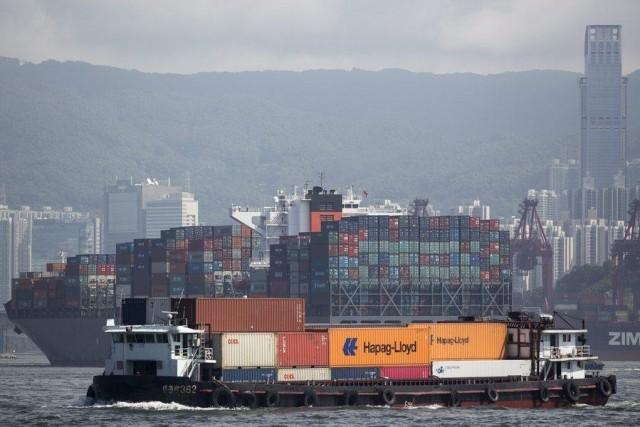 Πτωτική η πορεία στις εξαγωγές της Κίνας