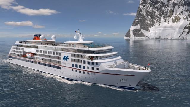 H Hapag-Lloyd Cruises ναυπηγεί νέα πολυτελή κρουαζιερόπλοια