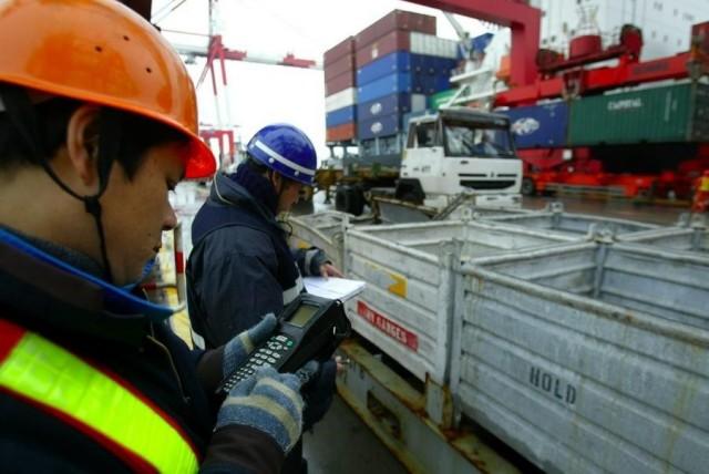 Σε περαιτέρω πτώση ο εθνικός όγκος εμπορευματικών μεταφορών της Κίνας