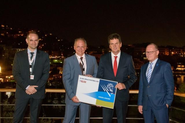Η εταιρεία ELSSI Drug Testing Ltd. εντάχθηκε στο δίκτυο του Green Award