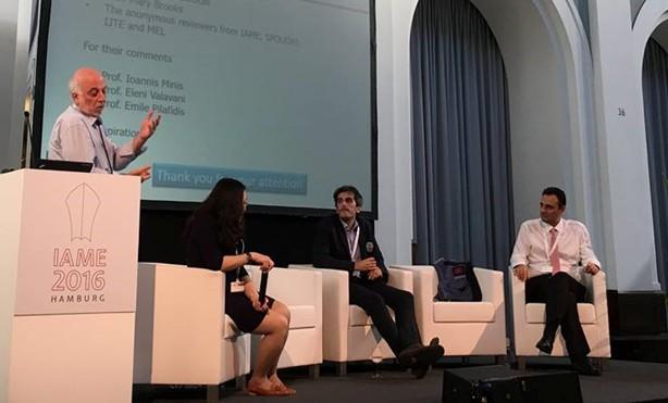 Καινοτόμες έρευνες απέσπασαν βραβεία στο Διεθνές Συνέδριο Ναυτιλιακών Οικονομολόγων