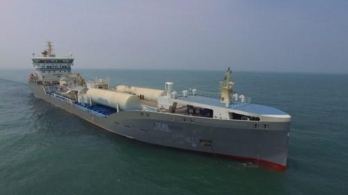 Το πρώτο δεξαμενόπλοιο χημικών προϊόντων με χρήση LNG ως καύσιμο επέλεξε τον BV