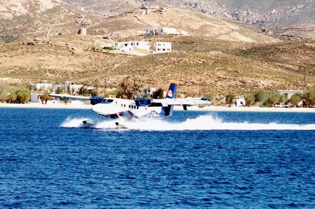Σχέδιο για διασύνδεση υδατοδρομίων Αδριατικής και Ιονίου