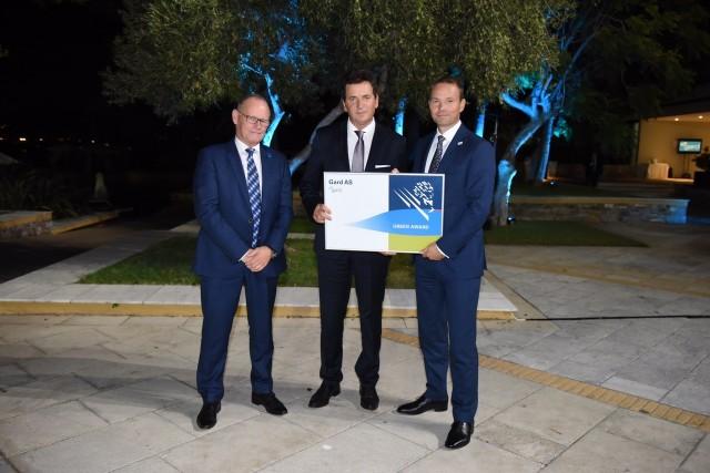 Το Gard AS γίνεται μέλος του Green Award Foundation