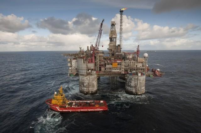 Η Statoil ενισχύει την θέση της στην Θάλασσα του Μπάρεντς