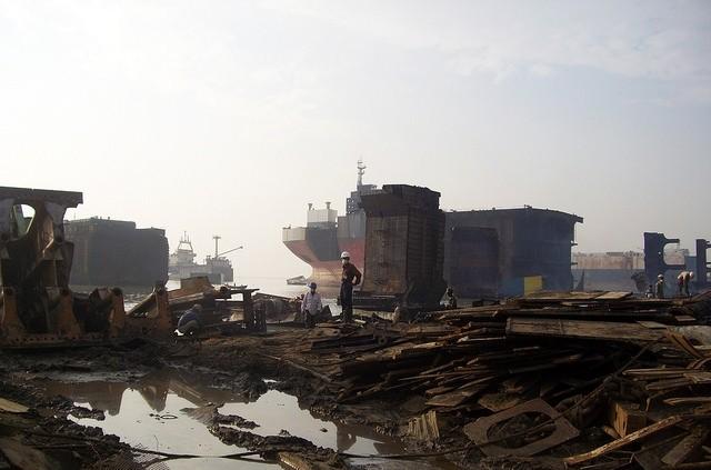 Άμεση επικύρωση της Διεθνούς Σύμβασης του Χονγκ Κονγκ για την ανακύκλωση πλοίων ζητά η Δανία