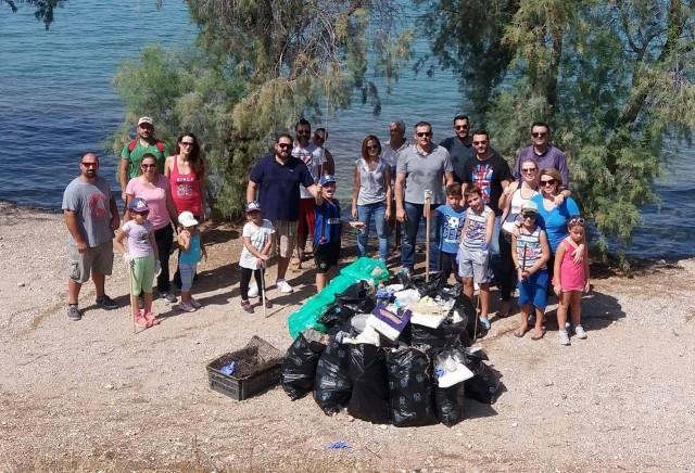 Ξεκίνησε ο μήνας δράσης καθαρισμών των ακτών με το συντονισμό της HELMEPA
