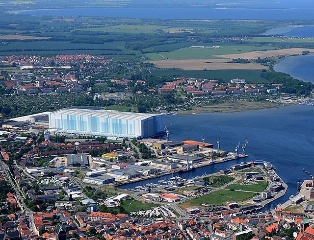 Σε πρώτη ζήτηση τα Γερμανικά ναυπηγεία για επισκευές και ναυπηγήσεις νέων μονάδων