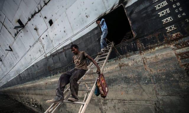 Αύξηση κατέγραψε η προσφορά πλοίων προς διάλυση