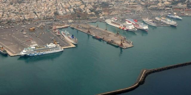 Ο ΟΛΗ δημοπρατεί 2 έργα που θα συμβάλλουν στην ασφάλεια των πλοίων