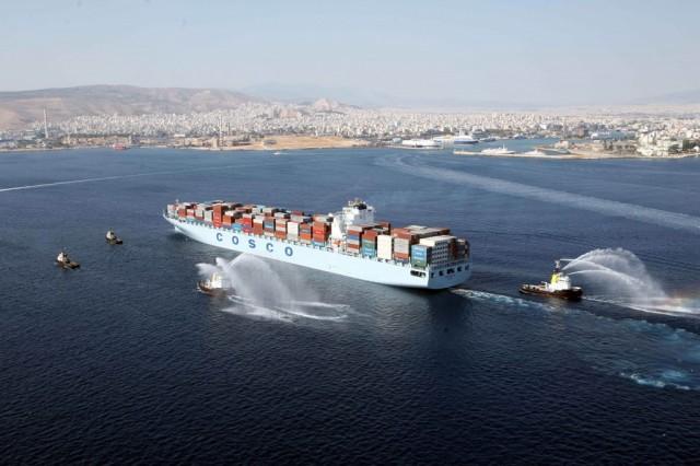 Η COSCO Shipping θα ξεκινήσει να λειτουργεί τον τερματικό σταθμό του λιμένα Khalifa
