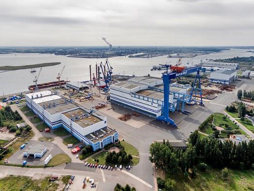 Ο ναυπηγικός όμιλος MV Werften επενδύει δεκάδες εκατομμύρια ευρώ για εκσυγχρονισμό των μονάδων του