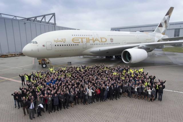 Etihad Group και TUI θα δημιουργήσουν μια νέα ευρωπαϊκή αεροπορική εταιρεία;