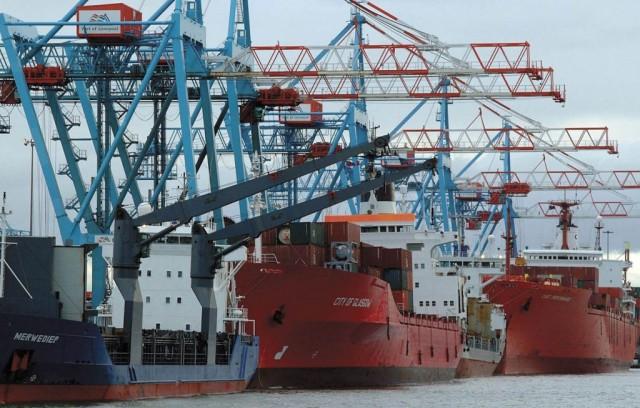 Η ναυλαγορά, το «φαινόμενο» της Deutsche Bank και η αδύναμη ανάπτυξη του Παγκόσμιου Εμπορίου