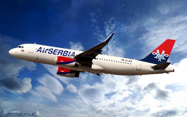 Η Air Serbia καλοβλέπει την επέκτασή της στην αγορά της Κίνας