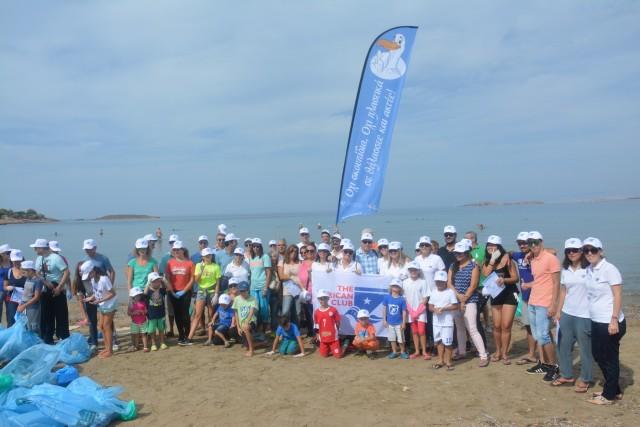 Συνεργασία American P&I Club και HELMEPA για καθαρισμό ακτών
